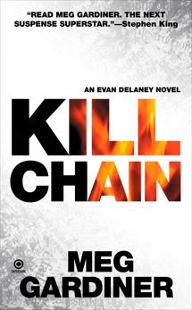 Kill Chain: An Evan Delaney Novel, Gardiner, Meg
