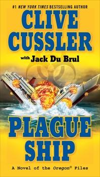 Plague Ship, Du Brul, Jack & Cussler, Clive
