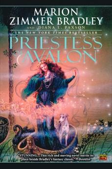 Priestess of Avalon, Paxson, Diana L. & Bradley, Marion Zimmer