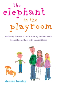The Elephant in the Playroom: Ordinary Parents Write Intimately and Honestly About Raising Kids with Special N eeds, Brodey, Denise
