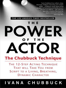 The Power of the Actor, Chubbuck, Ivana