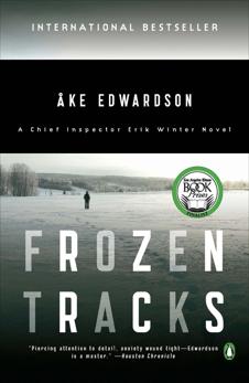 Frozen Tracks: A Chief Inspector Erik Winter Novel, Edwardson, Ake