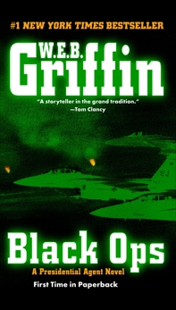 Black Ops, Griffin, W.E.B.