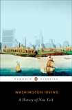 A History of New York, Irving, Washington