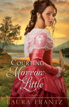 Courting Morrow Little: A Novel, Frantz, Laura