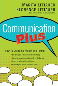 Communication Plus, Littauer, Florence & Littauer, Marita
