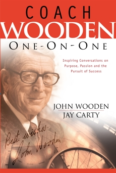 Coach Wooden One-On-One, Wooden, John & Carty, Jay