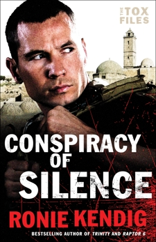 Conspiracy of Silence (The Tox Files Book #1), Kendig, Ronie