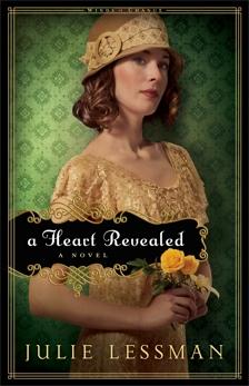 A Heart Revealed (Winds of Change Book #2): A Novel, Lessman, Julie