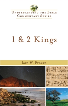 1 & 2 Kings (Understanding the Bible Commentary Series), Provan, Iain W.