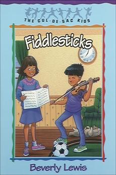 Fiddlesticks (Cul-de-Sac Kids Book #11), Lewis, Beverly