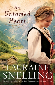 An Untamed Heart, Snelling, Lauraine
