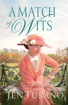 A Match of Wits (Ladies of Distinction Book #4), Turano, Jen