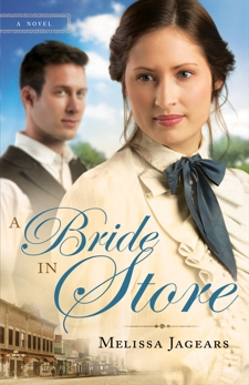 A Bride in Store (Unexpected Brides Book #2), Jagears, Melissa
