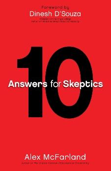 10 Answers for Skeptics, McFarland, Alex