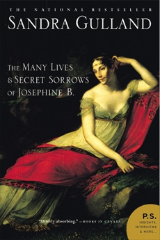 The Many Lives And Secret Sorrows Of Josephine B, Gulland, Sandra