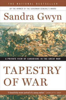 Tapestry Of War, Gwyn, Sandra