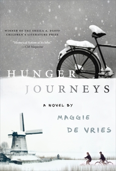 Hunger Journeys, De Vries, Maggie
