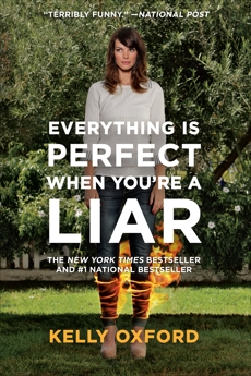 Everything Is Perfect When You're A Liar, Oxford, Kelly