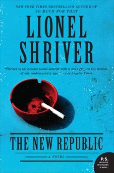 New Republic, Shriver, Lionel