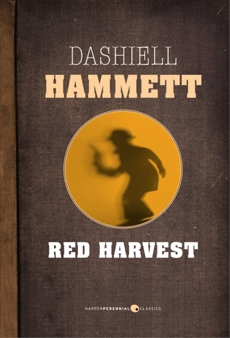 Red Harvest, Hammett, Dashiell