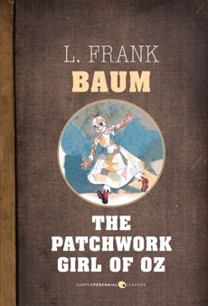 The Patchwork Girl Of Oz, Baum, L. Frank