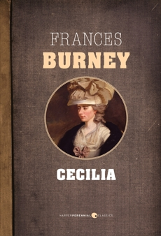 Cecilia, Burney, Frances