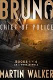 Bruno, Chief Of Police: Books 1-4, Walker, Martin