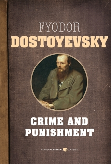 Crime And Punishment, Dostoyevsky, Fyodor