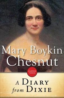 A Diary From Dixie, Chesnut, Mary Boykin