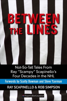 Between The Lines: Not-So-Tall Tales From Ray