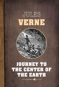 A Journey To The Centre Of The Earth, Verne, Jules