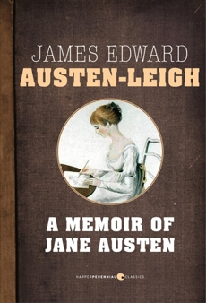 A Memoir Of Jane Austen, Austen-Leigh, James Edward