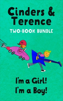 I'm A Girl! I'm A Boy! Two-Book Bundle, Sellwood, Terence