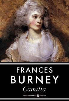 Camilla, Burney, Frances