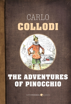 The Adventures Of Pinocchio, Collodi, Carlo