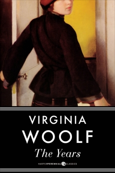 The Years, Woolf, Virginia