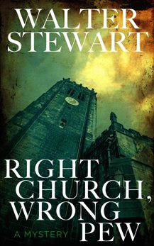 Right Church, Wrong Pew: Carlton Withers (Book 1)