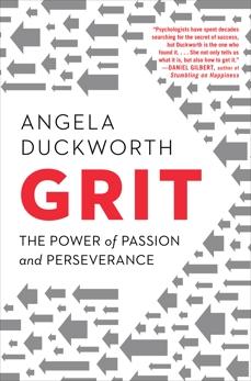 Grit, Duckworth, Angela