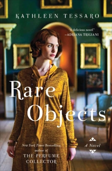 Rare Objects, Tessaro, Kathleen