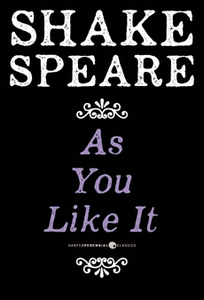 As You Like It: A Comedy, Shakespeare, William