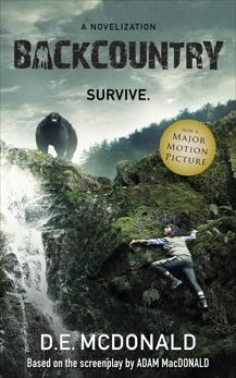 Backcountry: A Novelization, McDonald, D.E.