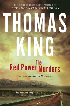 The Red Power Murders: A DreadfulWater Mystery, King, Thomas