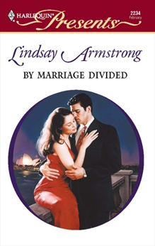 By Marriage Divided, Armstrong, Lindsay