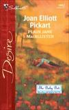 Plain Jane MacAllister, Pickart, Joan Elliott