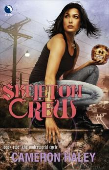 Skeleton Crew, Haley, Cameron