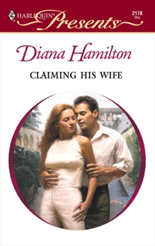 Claiming His Wife, Hamilton, Diana
