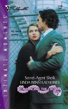 Secret-Agent Sheik, Jones, Linda Winstead