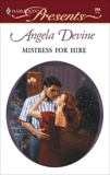 Mistress for Hire, Devine, Angela