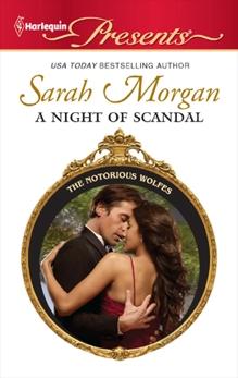 A Night of Scandal, Morgan, Sarah